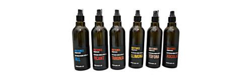 Aceite aromatizado Mixtures